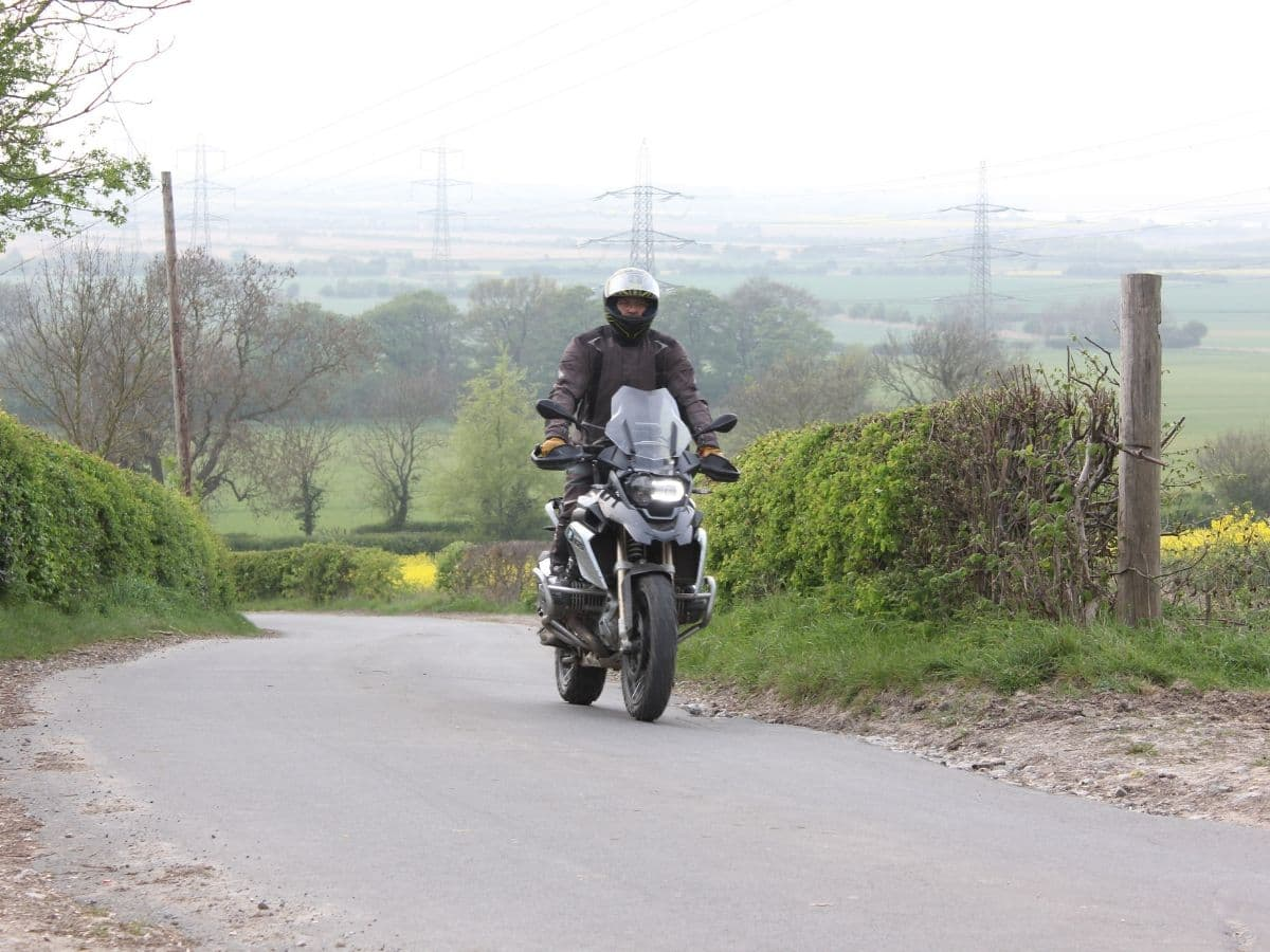Adventure Bike Rides Road Runs in Lincolnshire and Yorkshire